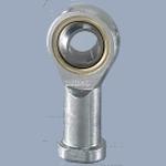Шарнирная головка SI 06T/K Craft, наконечник тяги SI6, rod ends SI-6, наконечник рулевой тяги SI6 M6, шарнирные подшипники SI06, рулевые наконечники ШС SI-06